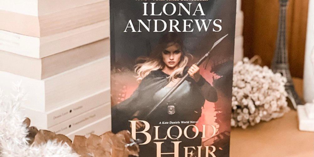 Blood Heir by Ilona Andrews | REVIEW | A dream come true!