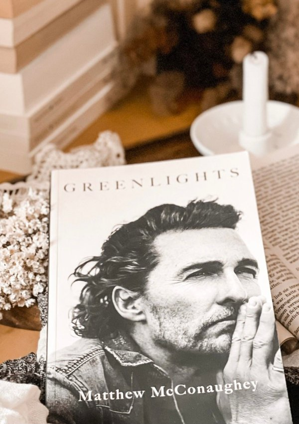 Greenlights by Matthew McConaughey | AUDIOBOOK REVIEW
