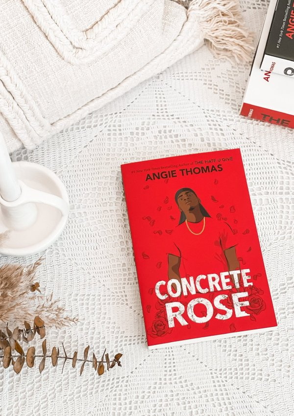 Concrete Rose by Angie Thomas | AUDIOBOOK REVIEW | (The Hate U Give #0)