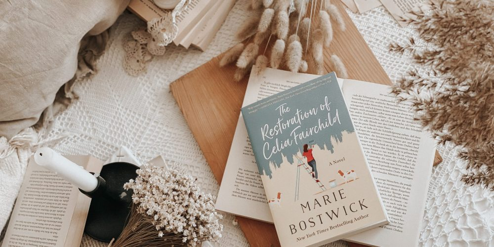 The Restoration of Celia Fairchild by Marie Bostwick | AUDIOBOOK REVIEW