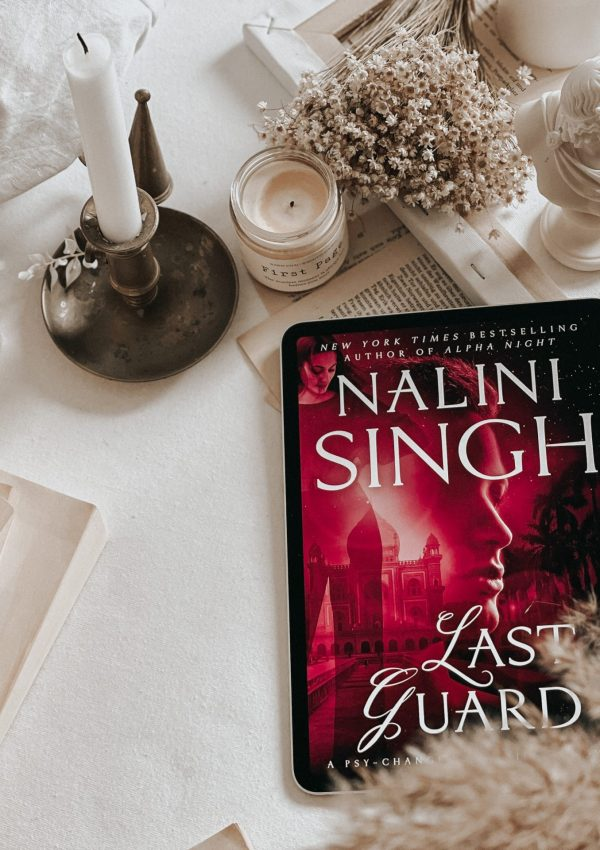 Last Guard by Nalini Singh | BOOK REVIEW | Psy-Changeling Trinity #5