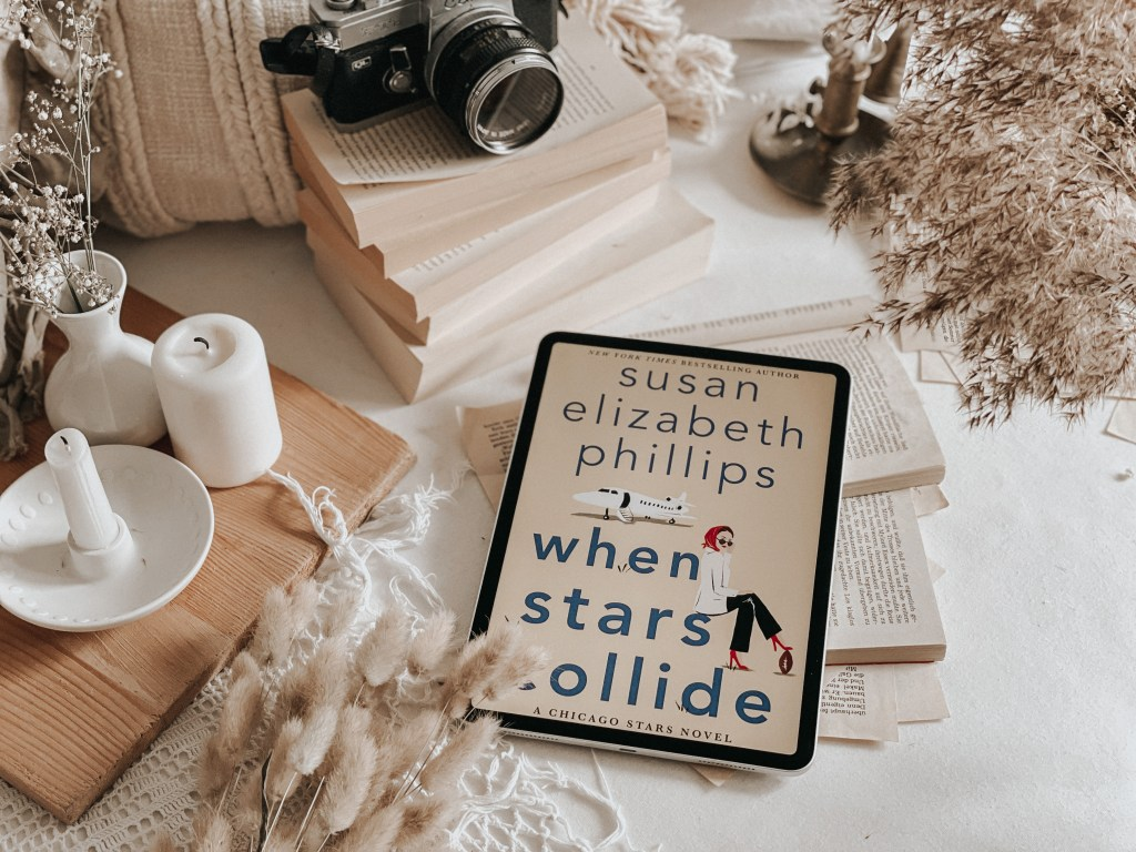 When Stars Collide by Susan Elizabeth Phillips | BOOK REVIEW | Chicago Stars #9