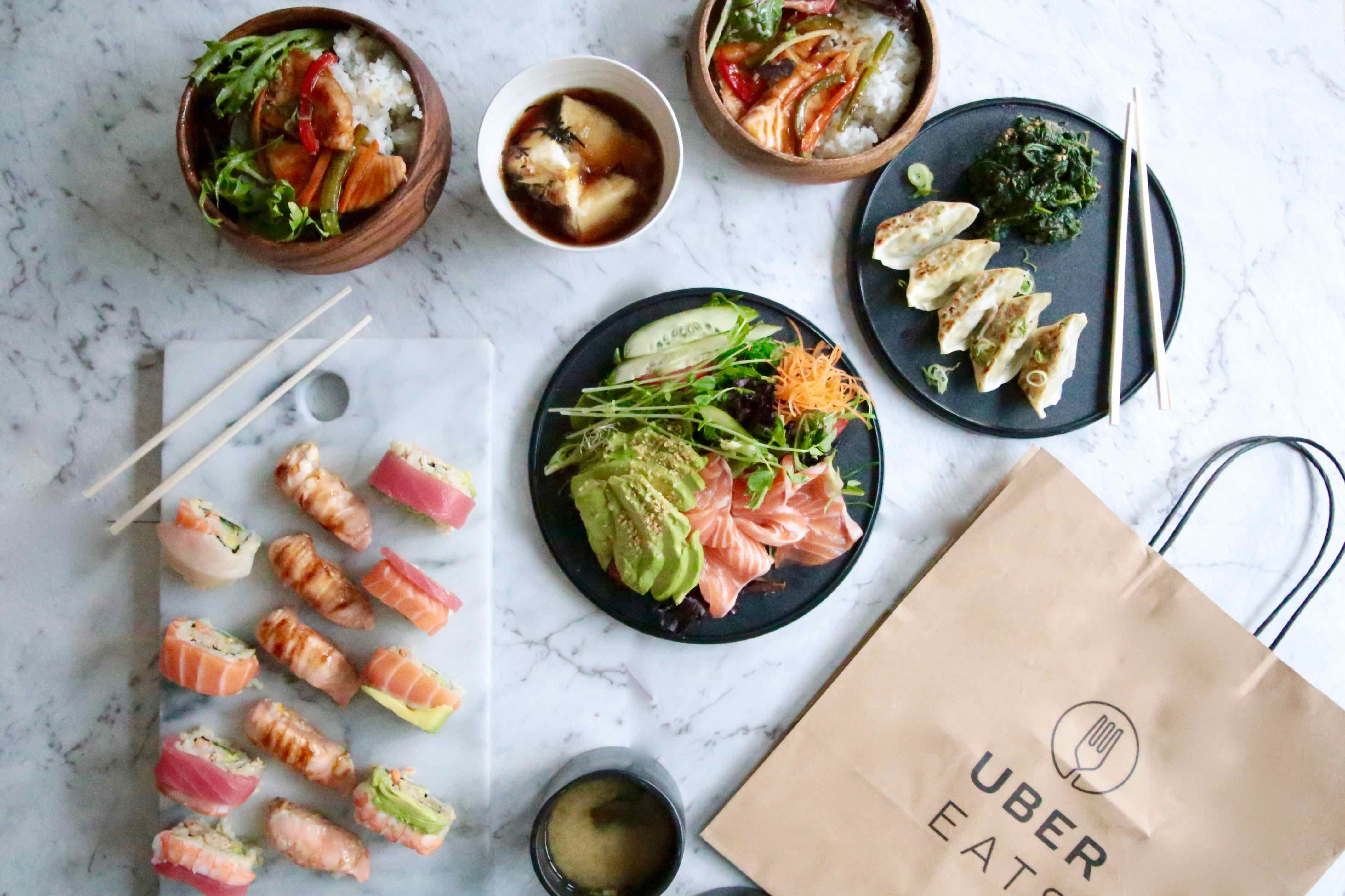 UBER EATS LAUNCHES NEW LOCATIONS ACROSS SYDNEY – The Brown Paper Bag
