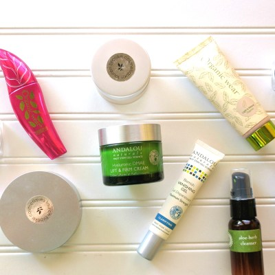 My Top Picks for Affordable Organic Skincare and Make-Up!