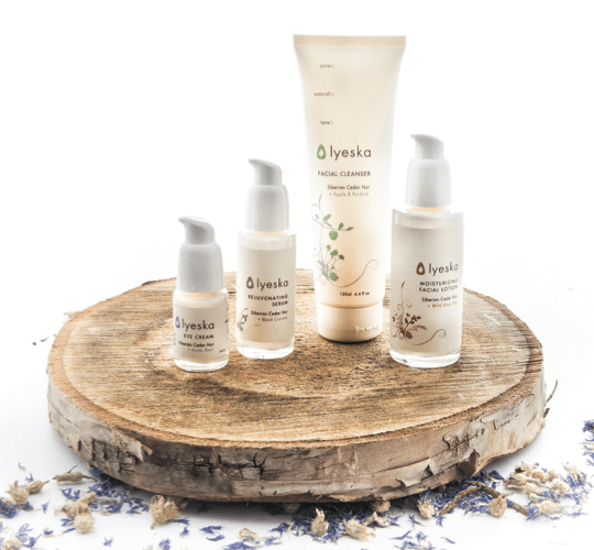 From Russia With Love – Introducing Lyeska Skincare