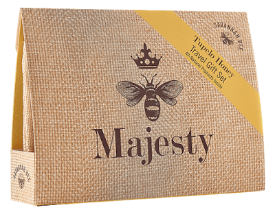 "Looking For A Last Minute Green Beauty Gift? Check Out ""The Majesty Gift Set"" From The Savannah Bee Company!"