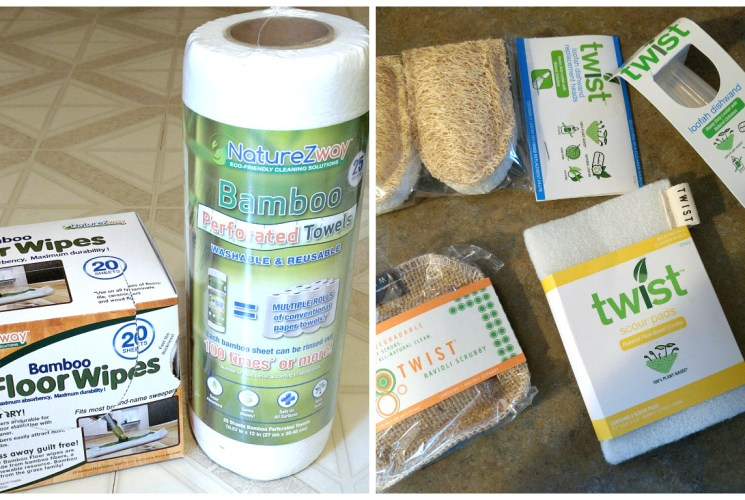 Eco-Friendly Cleaning Products From NatureZway and Butler!