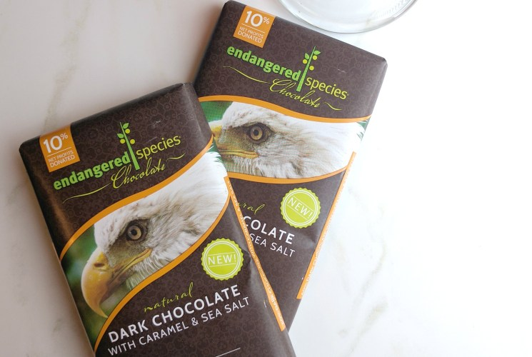 Endangered Species Chocolate + A Giveaway! ~CLOSED~
