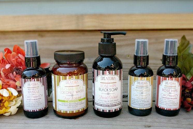 More Love For Shea Terra Organics…