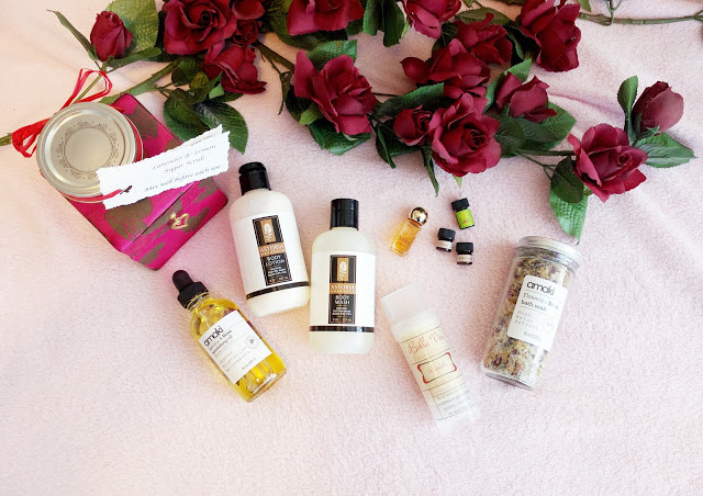 "Some Of My Favorite Products To Help You Have A Very ""Scentual"" Valentine's Day!"