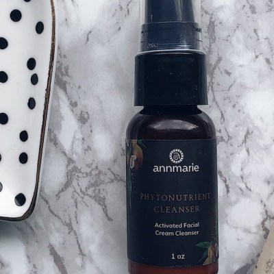 New Creations from Annmarie Skin Care – Phytonutrient Cleanser & Probiotic Serum!