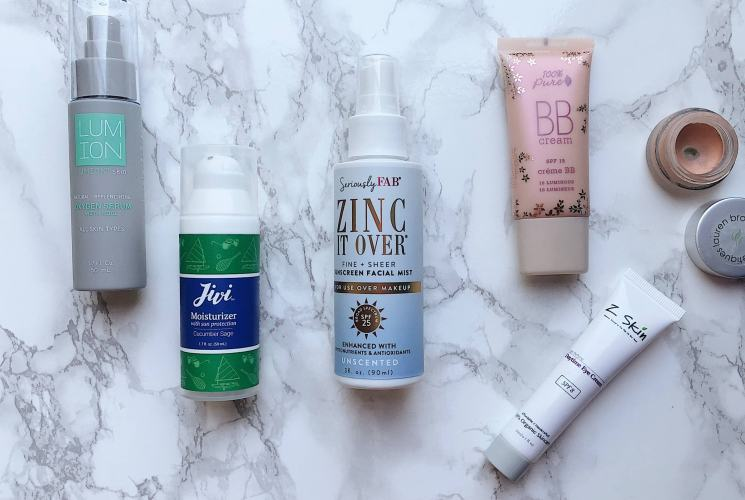 Some of My Current Summer Faves…