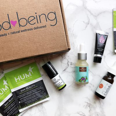 August Goodbeing Box Review