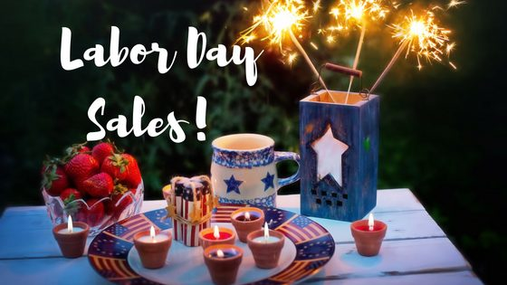 Eco-Beauty Labor Day Sales!