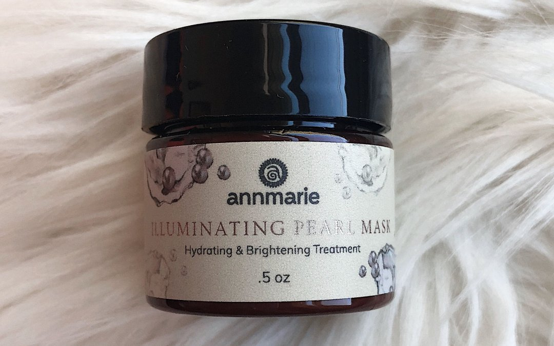 New Product from Annmarie Skin Care – Illuminating Pearl Mask Review
