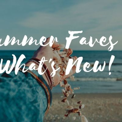 Round-up: My Picks for Summer, What's New on the Testing Block & Music News!