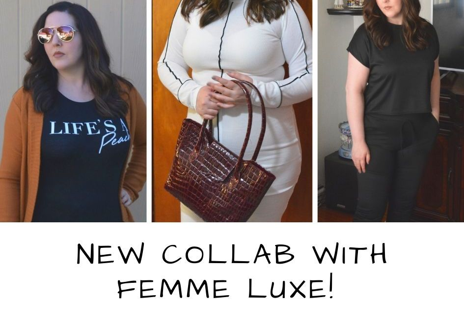 New Collab with Femme Luxe Fashion