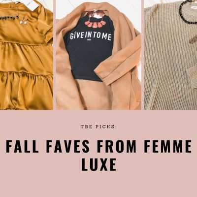 Fall Faves from Femme Luxe!