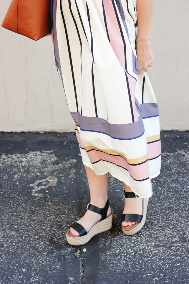 The-Brunette-One_Romwe_Midi-Dress_5