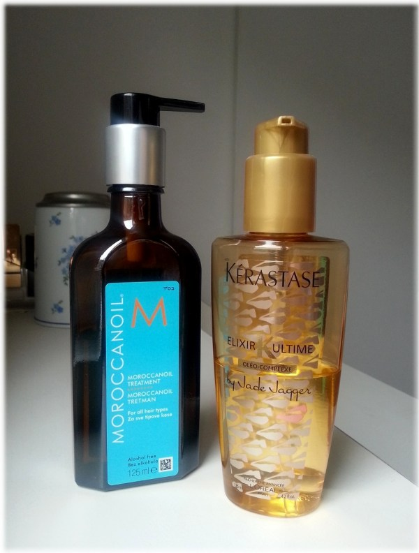 Kerastase Elixir Ultime & Morrocanoil
