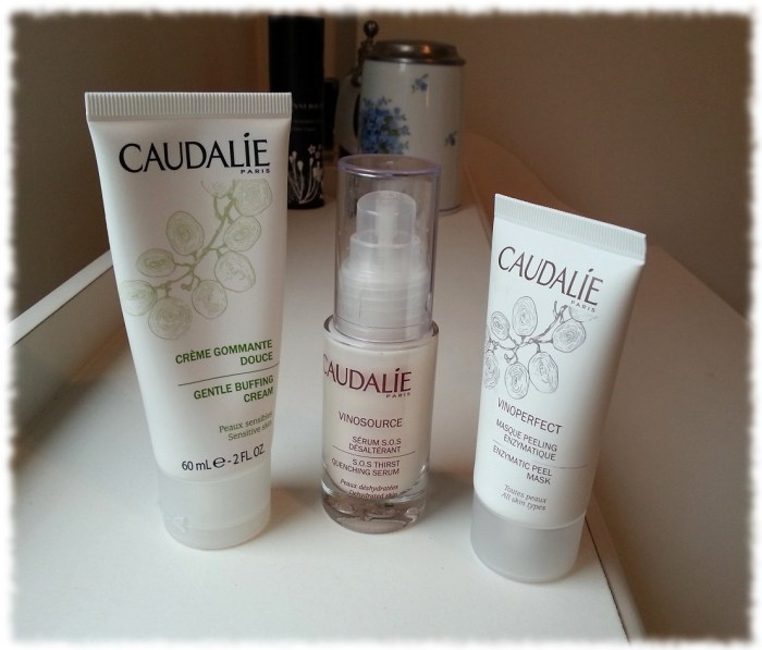 New In Caudalie