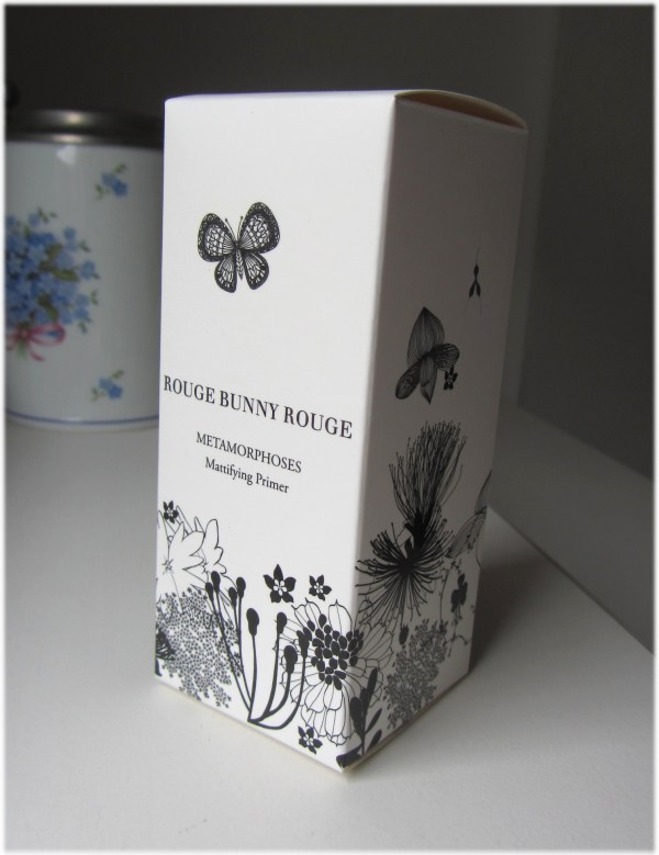 Rouge Bunny Rouge Metamorphoses Mattifying Primer packaging
