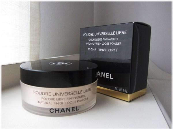 Chanel Poudre Universelle Libre 3