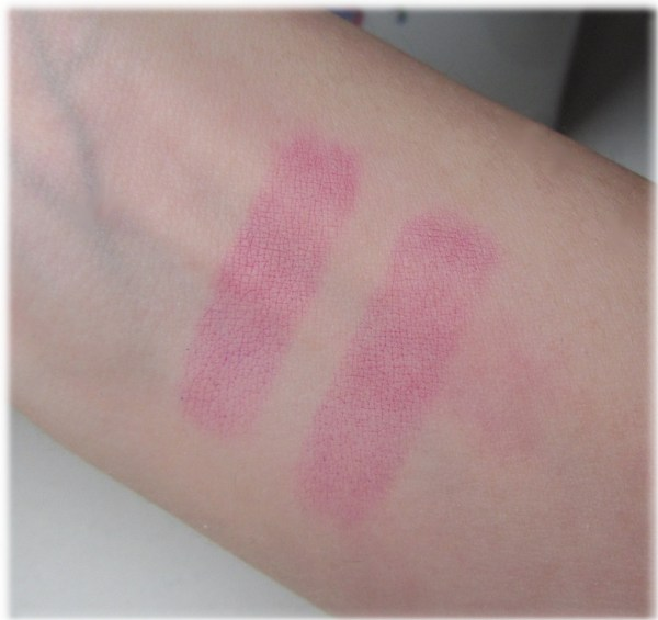 L'oreal Freida vs YSL The Mats 208 swatch 3