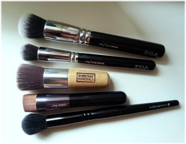 Best liquid foundation brushes 4