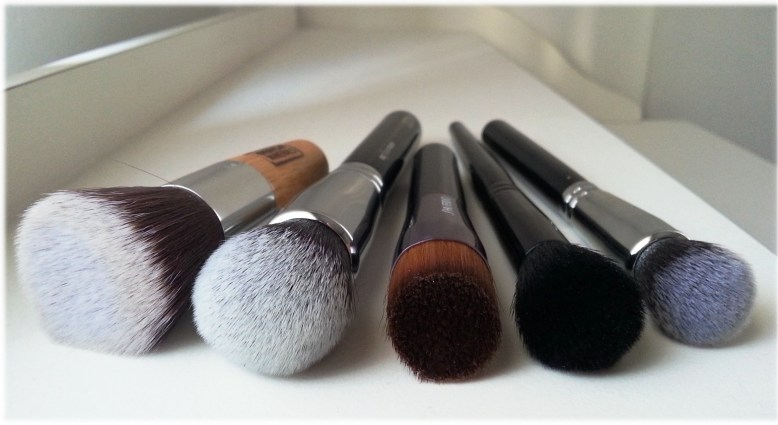 best liquid foundation brushes 1