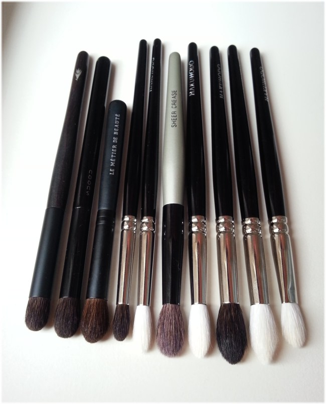 Eyeshadow Blending Brushes 2
