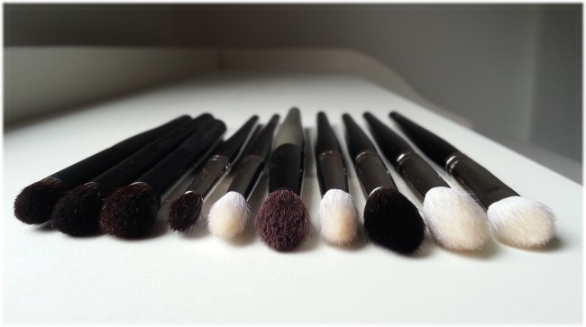Eyeshadow Blending Brushes 6