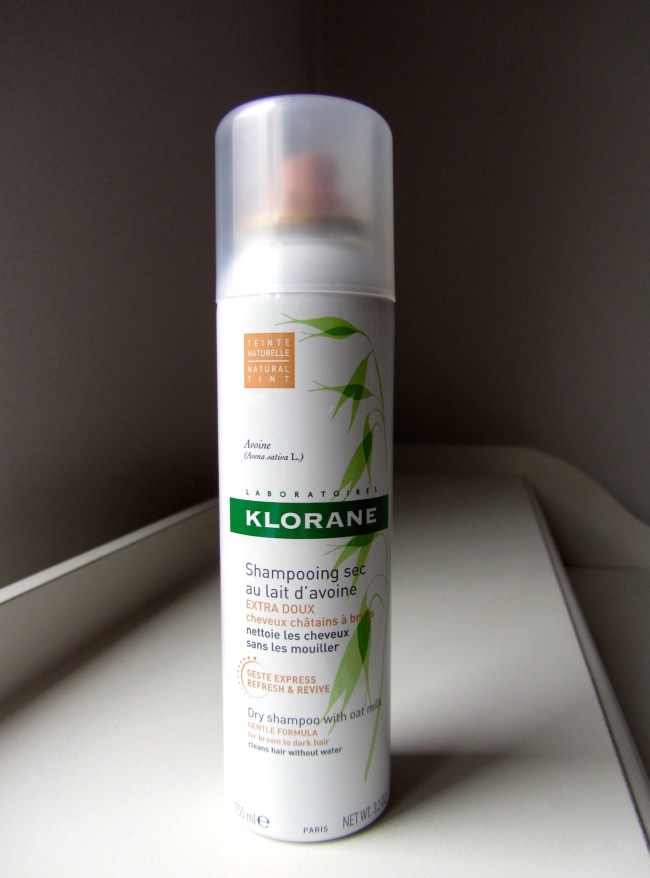 Klorane Dry Shampoo for Dark Hair