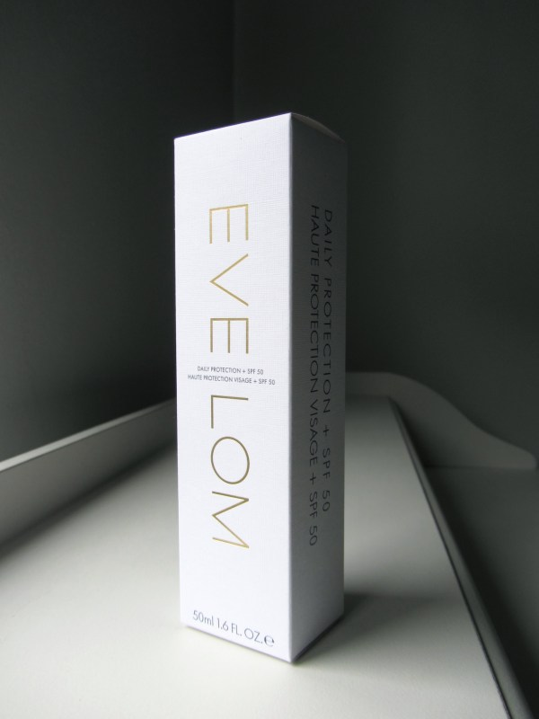 Eve Lom Daily Protection +SPF50 1