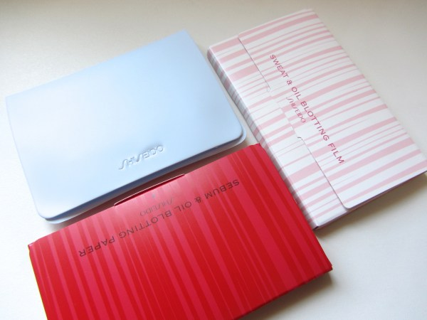 Shiseido Blotting Papers 2