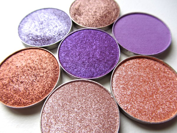Makeup Geek Foiled Eyeshadows 5