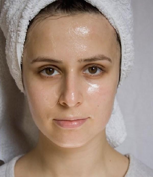 Oily Skin 1