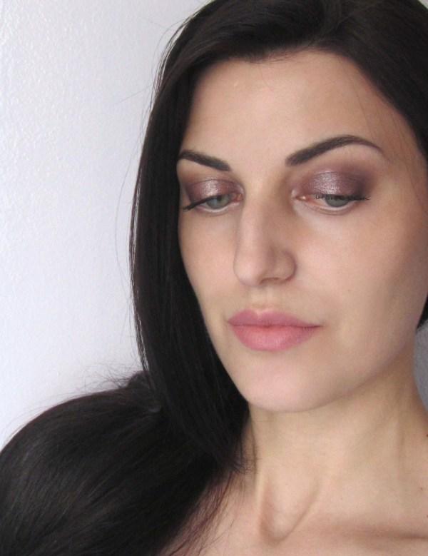 MakeupGeek & Kiko Eyeshadow Look