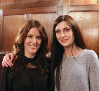 Meeting Lisa Eldridge :)