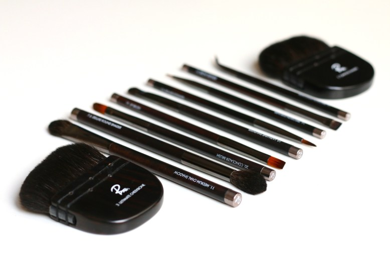 Rae Morris Makeup Brushes