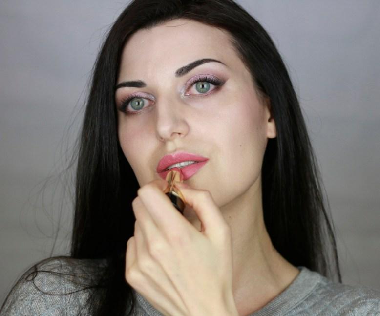 Dolce & Gabbana Matte Lipstick 222 Dolce Rosa 3