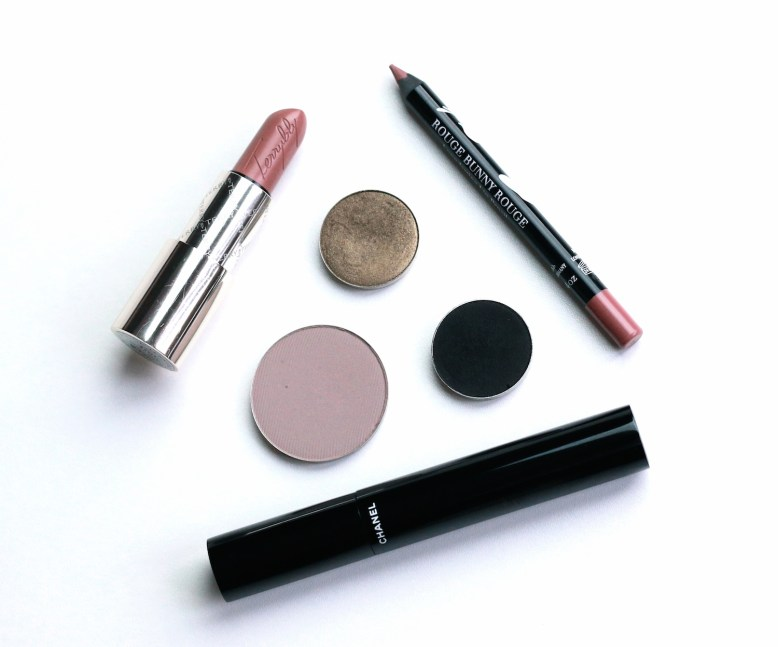 Rouge Bunny Rouge Abyssinian Catbird Eyeshadow Look (used products)