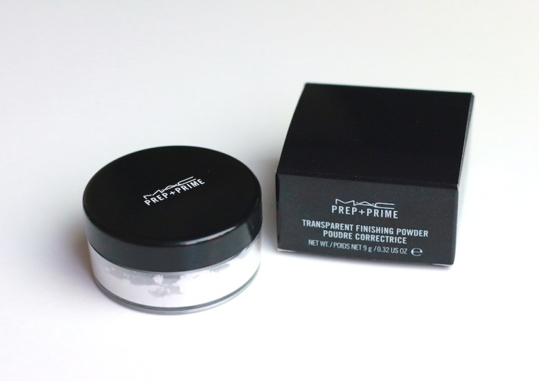 MAC Prep+Prime Transparent Finishing Powder