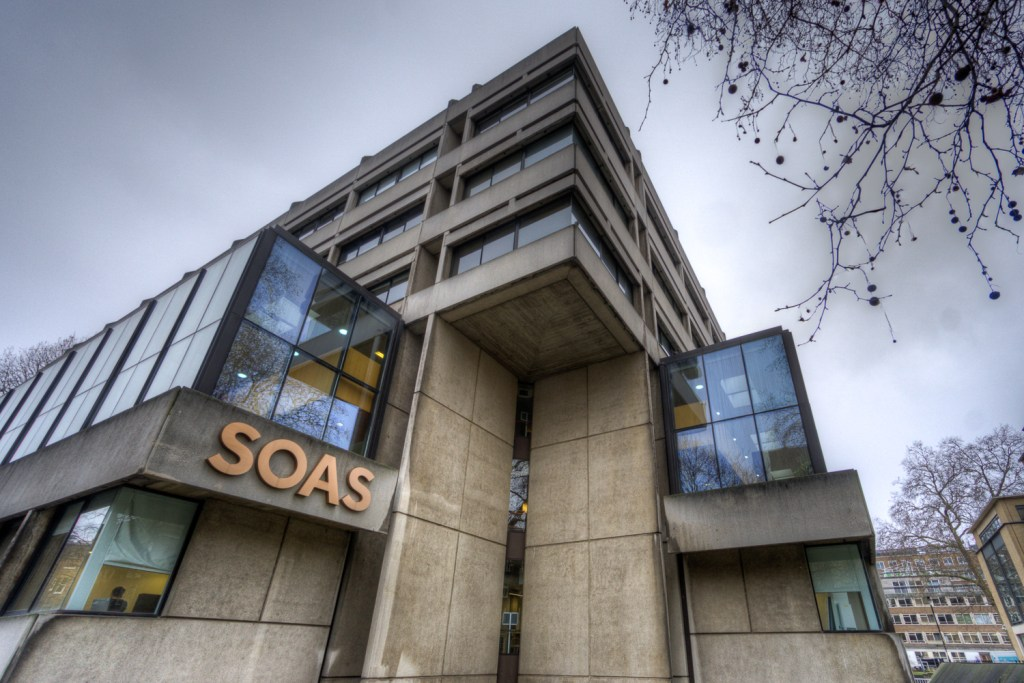 The SOAS Library