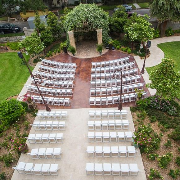 Gazebo and Conservatory — $10,600