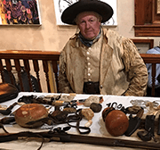 Black Powder Firearms of the Early Frontier
