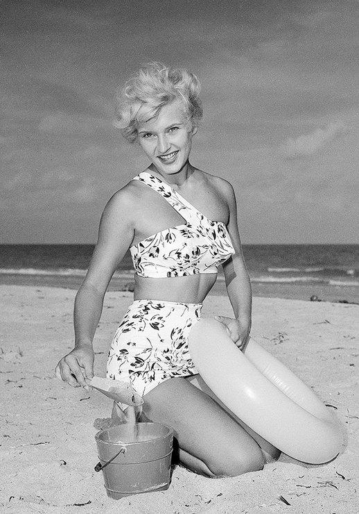 1940s Swim Suit