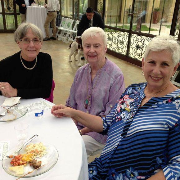 Remembering Claire Rhoads   Museum Volunteer