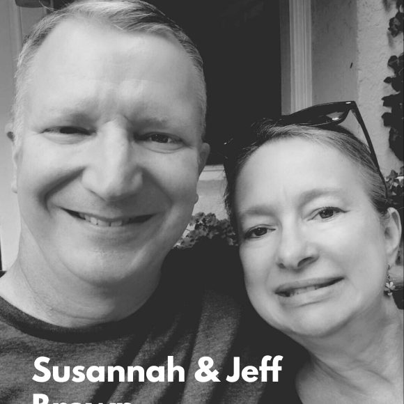 Donor Spotlight: Susannah and Jeff Brown