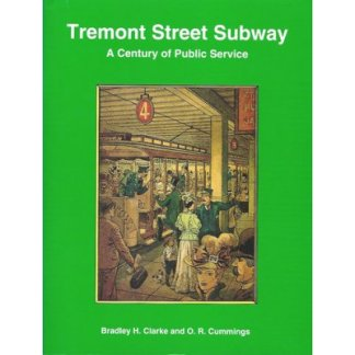 Tremont Street Subway